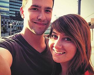 Michael Helmick and Corissa Coleman