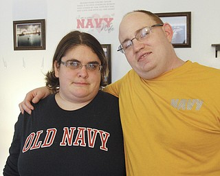 ROBERT K. YOSAY  | THE VINDICATOR..Erin and Ronald Musgrove have been through a lot. In December 2012, Ron Musgrove was struck by a car shortly after returning home from his second deployment to Afghanistan.