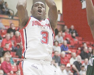 Kendrick Perry is Youngstown State's Division I scoring leader and the Horizon League's all-time steals leader, but is he the best player in YSU history? Coach Jerry Slocum thinks Perry belongs in the conversation.