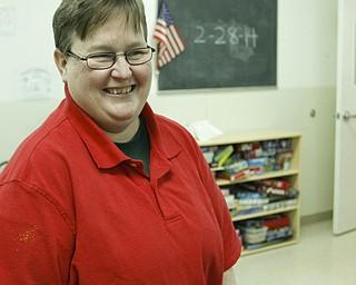ROBERT K. YOSAY  | THE VINDICATOR...Sister martha Reed at Potential Developement center ...... - -30-.