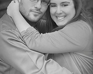 Sean Thomas and Michelle Nittoli