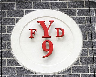 ROBERT K. YOSAY  | THE VINDICATOR..YFD newest station on Midlothian- has two bays - living area - dorm area - bathrooms with showers - .