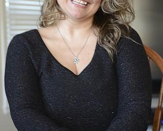 Katie Rickman | The Vindicator.Christie Terlesky March 6, 2014.