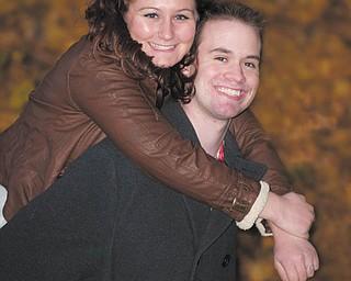 Samantha Konery and Alexander Turner