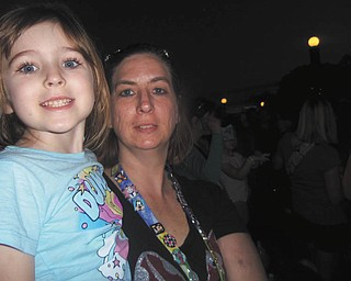 Sarah Butchko, 5, and her mom, Lisa, were at Walt Disney world in Florida in December 2013. They were waiting to watch the parade in the Magic Kingdom. They loved the Christmas decorations and can't wait to go back again. Both live in Boardman. Sent by Sarah and her dad, Daniel.