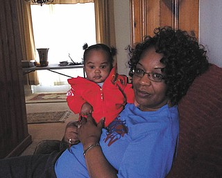 Carolyn Richardson had a difficult life but overcame those difficulties and earned a master's degree. Her daughter, Bella Pavera, says she's the rock of the family.