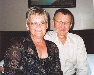 Mr. and Mrs. Russ Garrett