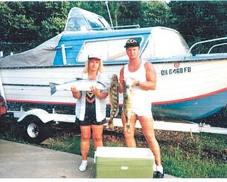 Barbara and John Liposchak of Austintown, sent by John.