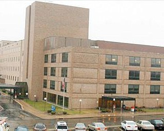The Oakhill Renaissance Place county-office building on Oak Hill Avenue in Youngstown is at the center of a political corruption case.