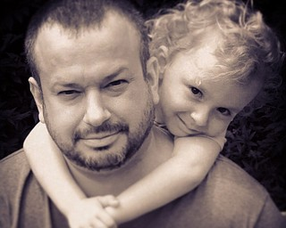 This photo is Donald Cononico with his daughter, Jacquelyn.