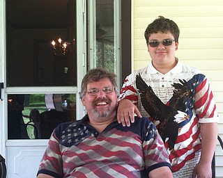 Both Gene DeChristofaro Jr. and his son Gene DeChristofaro III live in Girard.