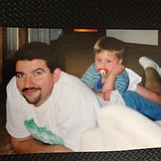 Bill Timmerman and Marcus Timmerman, submitted by wife and mother, Sandee Timmerman.