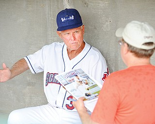 Scrappers manager Ted Kubiak will enjoy the 42nd home opener of his professional baseball career today when