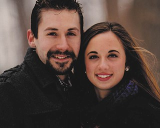 Robert Thompson and Lindsay Kollar