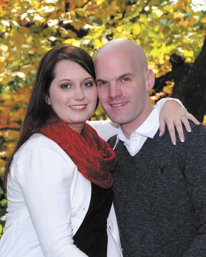 Whitney Gould and Christopher Haddle