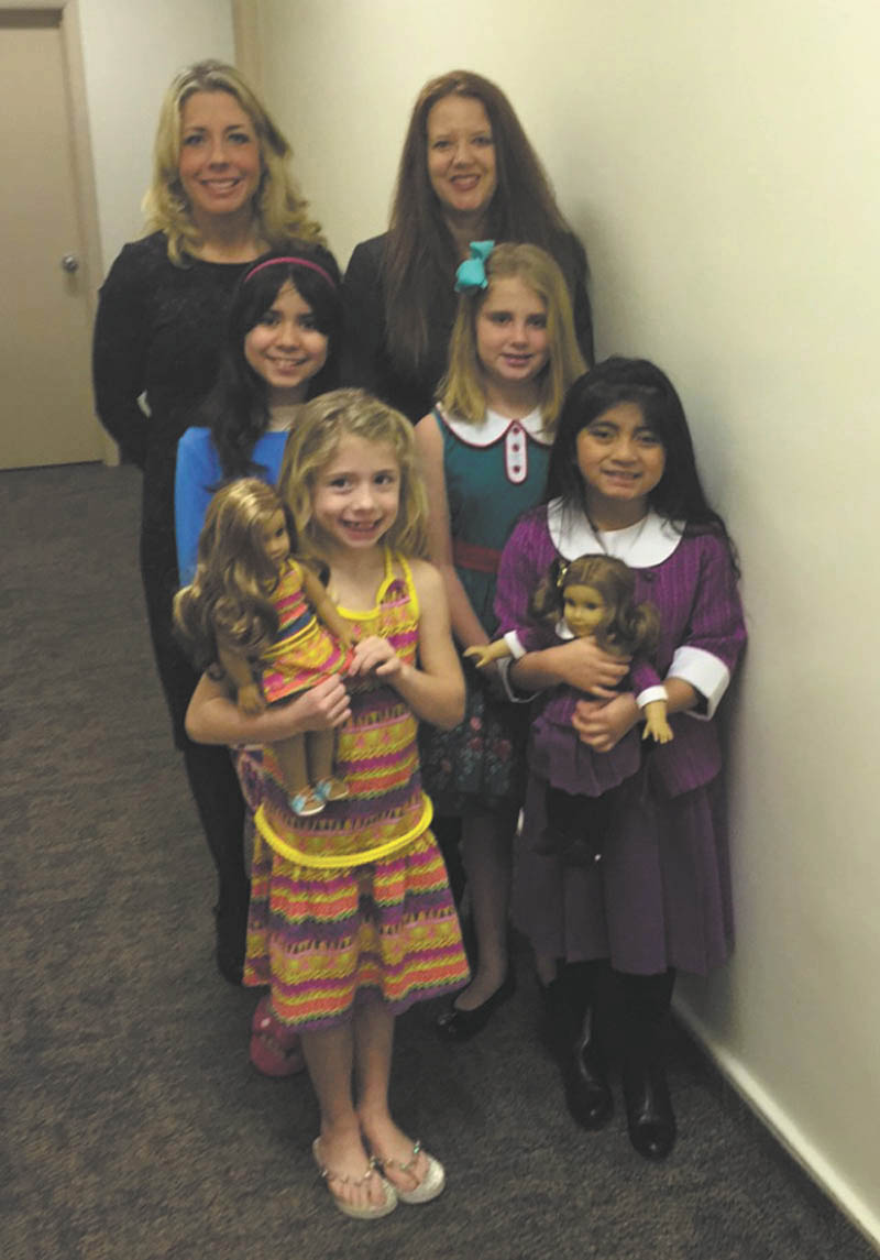 2534d7019 WINNER OF AMERICAN GIRL DOLL CONTEST IS ANNOUNCED