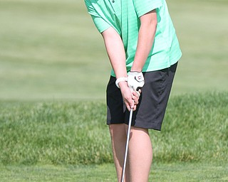 William D. Lewis The vindicator  Sean Devine competes in GGOV junior qualifier 5/22/16 at Pines Lakes in Hubbard.