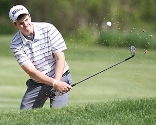 William D. Lewis The vindicator  Joey Vitali competes in GGOV junior qualifier 5/22/16 at Pines Lakes in Hubbard.