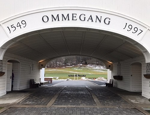 Brewery Ommegang was opened in 1997 in Cooperstown, N.Y.