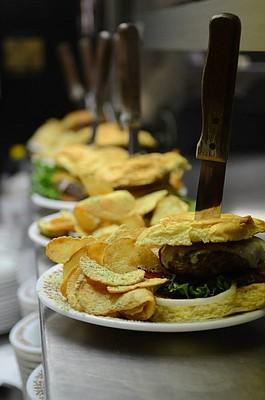 Donna's Diner serves the #1 burger in Mercer County! - BURGERGUYZ