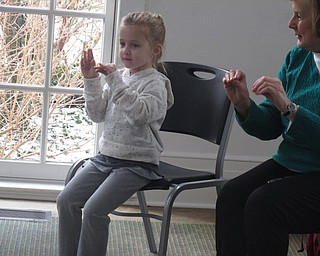 "Neighbors | Zack Shively.At the Baby Brilliant program at the Poland library, they sang a version of ""The Wheels on the Bus"" with a fish theme called ""The Fish in the Sea."" Instead of the wheels on the bus going round and round, the fish went swim, swim, swim. They made hand motions during the song."