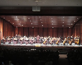 "Neighbors | Zack Shively.The symphonic orchestra closed the arts festival at Boardman High School. They played several songs, including their opener ""When You Wish Upon a Star."""