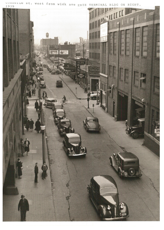 Erie Terminal 1939