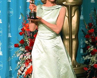 Great and puzzling Oscar fashions