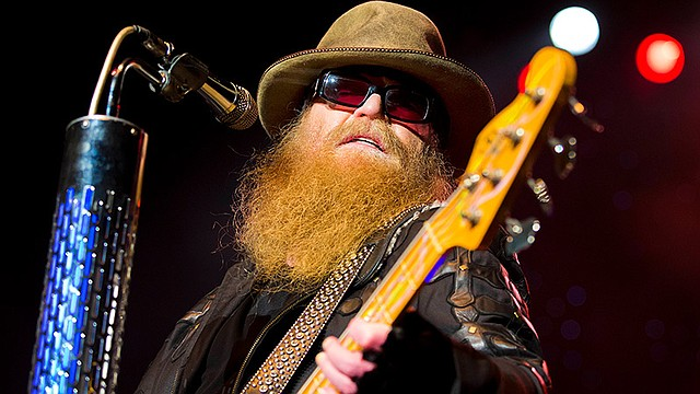 Texas blues legends ZZ Top will co-headline at the Covelli Centre with John Fogerty of Creedence Clearwater Revival at a show June 19.  Tickets go on sale March 9.