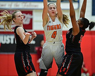 Howland Struthers Girls Basketball