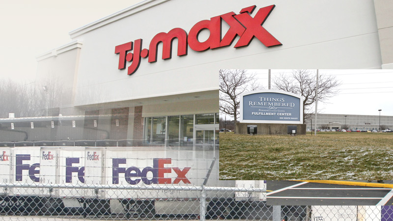TJ Maxx Parent HomeGoods Looks At Lordstown For 1,000-job