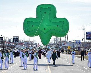 The 40th Annual St. Patrick's Day Parade