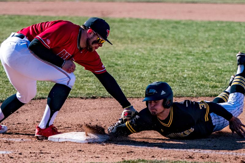 YSU vs. Milwaukee Baseball
