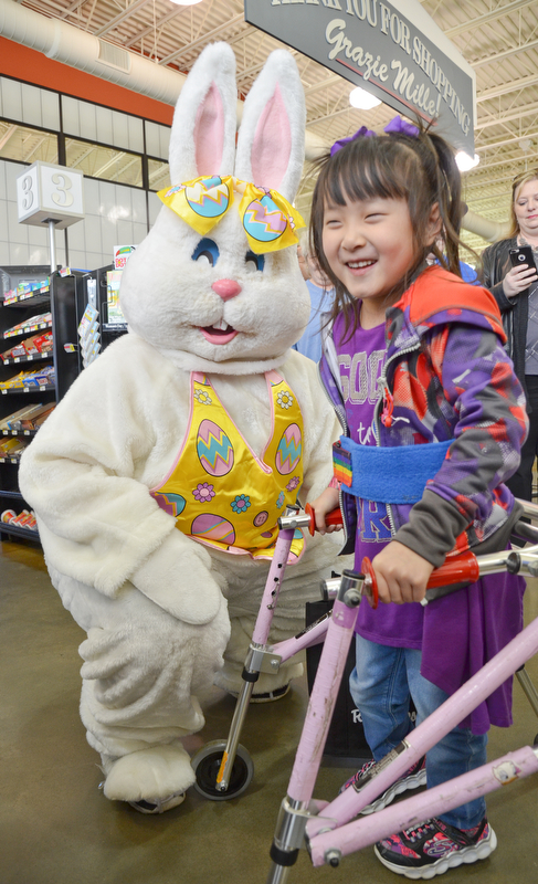 All Inclusive Easter Egg Hunt at Rulli Brothers
