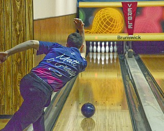 PBA Bowlers at Bell Wick Bowling Alley