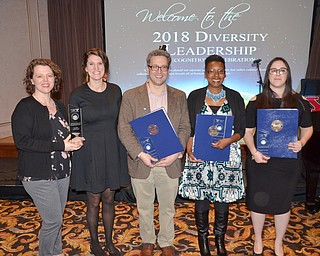YSU Diversity Leadership Recognition Celebration 2018