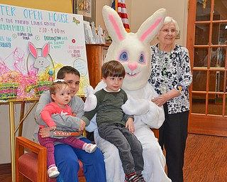 Easter Event at Marian Assisted Living Center