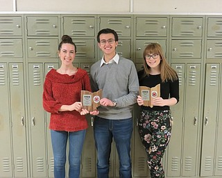 Neighbors   Submitted.Jennifer Smith and Dominic DuPonty were the state runners up in Public Forum Debate and Ashley Reynold took fifth in the state in Declemation at the State Speech and Debate tournament March 2-3.