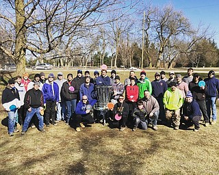 Neighbors   Submitted .On March 25, the Boardman Park hosted it's first annual Disc Golf Open to celebrate the Disc Golf course's expansion from nine to 18 holes.