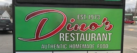 Welcome to Dino's!