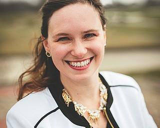 Amanda Shina-Cutright, outreach coordinator/marketing director for Shenango Valley Chamber/One Hot Dog Designs