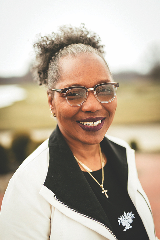 Shelia Triplett, executive director of the Mahoning Youngstown Community Action Partnership