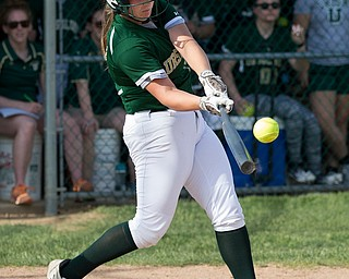 Ursuline Mooney Softball