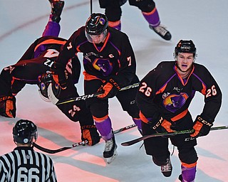 Phantoms Fall to Fargo