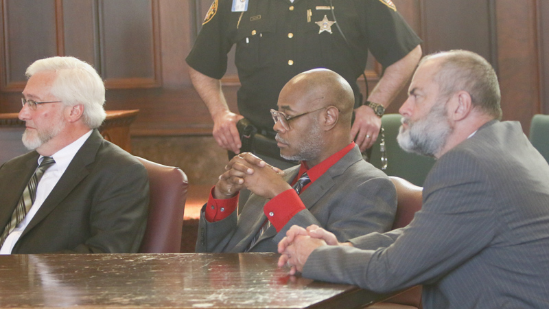 Lance Hundley, 48, of Warren, was found guilty of the Nov. 6, 2015, beating and strangulation of Erika Huff, 41, with whom he had been living in her Cleveland Street home; and attempted murder for beating her mother, Dorothy Johnson. Jurors also found Hundley guilty of aggravated arson for trying to burn both victims and the house. Jurors found that Hundley killed or tried to kill two or more people during the same course of conduct, which under Ohio law makes him eligible for the death penalty.