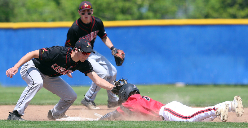 Canfield Chardon Baseball