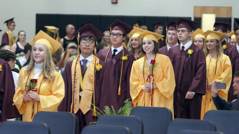 South Range Graduation