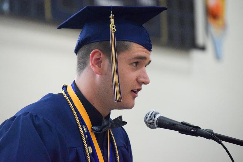 Lowellville Graduation