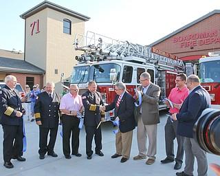 ROBERT K YOSAY  | THE VINDICATOR..Boardman newest firestation #71 on Market Street next to Stadium Drive ...-30-
