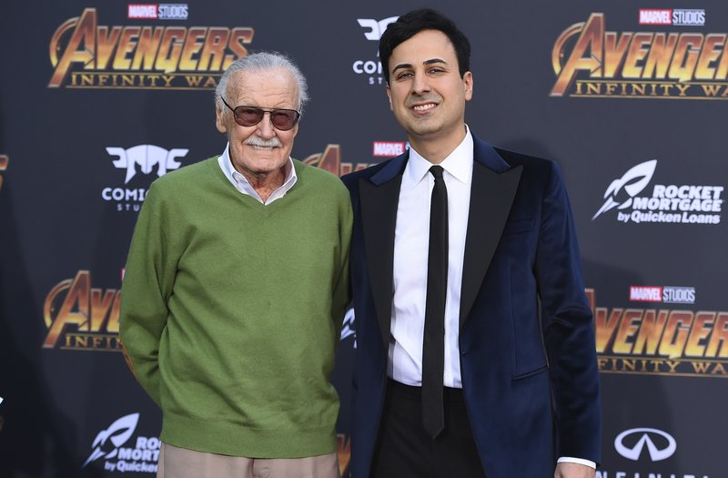 Los Angeles police are investigating reports of elder abuse against Marvel Comics' Stan Lee, court documents showed Wednesday. The investigation was revealed in a restraining order granted against Keya Morgan, who in recent months has been acting as Lee's business manager and personal adviser.